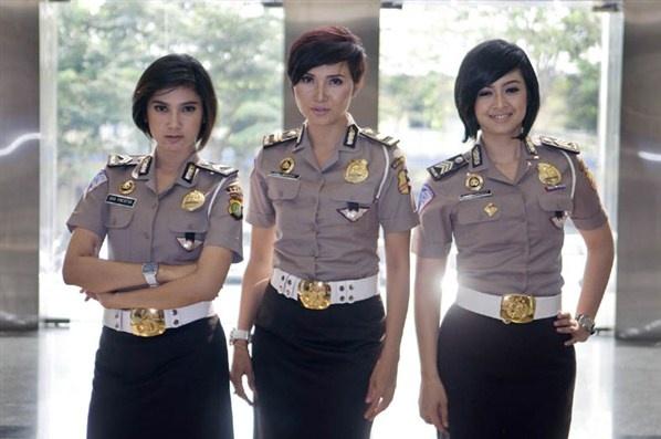 Bidadari Cantik di Kepolisian | Novia Dhea Lifes | Pinterest
