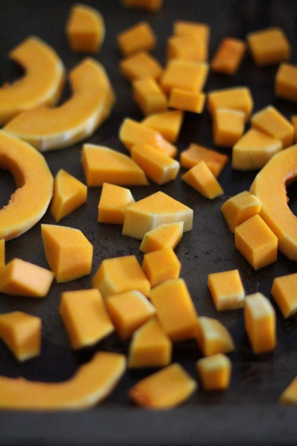 Roasted Fall Vegetables Salad with Maple Orange Cinnamon Dressing ...