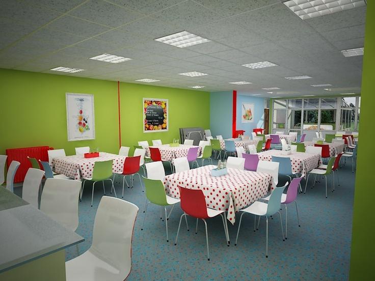 School dining room tables