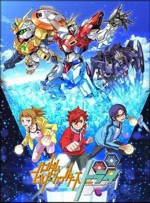 Phim Những Chiến Binh Gundam Phần 2