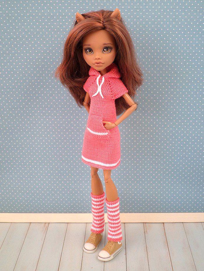 Аутфит для куклы своими руками