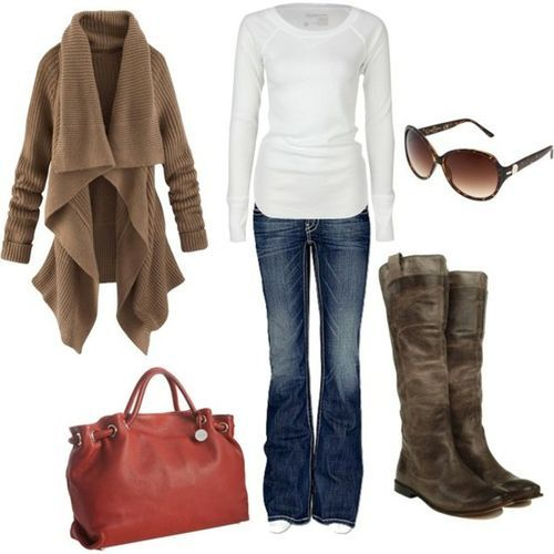 love! Fall! My outfit for girls weekend in October! :)
