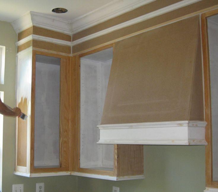 Painting Oak Kitchen Cabinets Home Decorations Pinterest