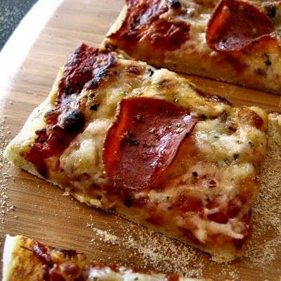 Make-Ahead Pizza Crusts | Breads~Rolls~Biscuits n such ི♥ྀ ...