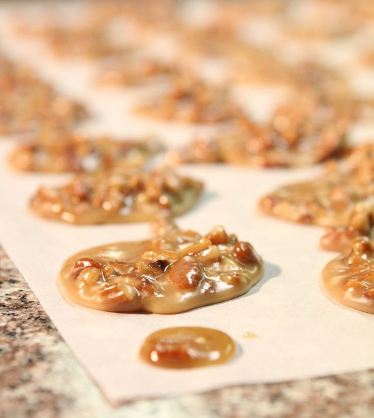 New Orleans Pralines | Candy | Pinterest