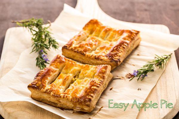 Easy Apple Pie | Recipe