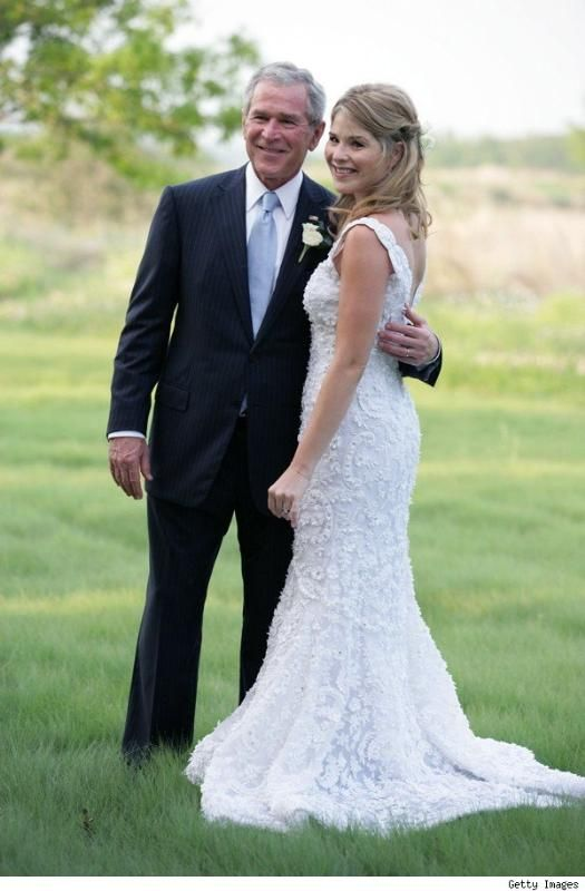 jenna bush wedding dress 2 wedding inspiration pinterest