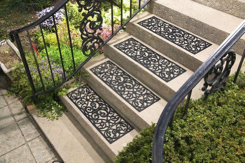 Best Decorative Non Slip Stair Treads Prevent Slips And Falls 400 x 300