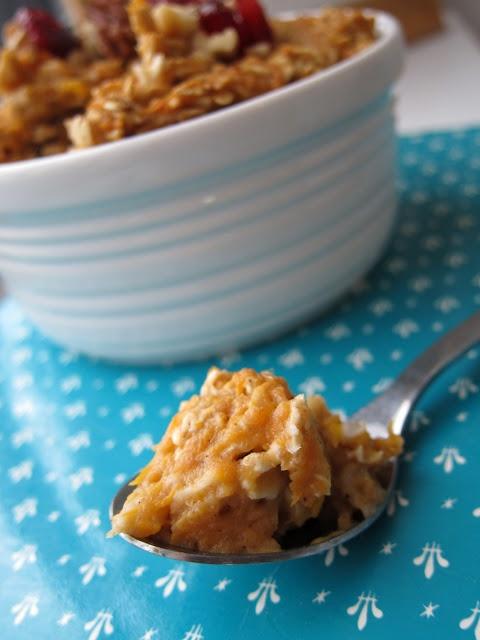 Sweet Potato Pie Baked Oatmeal | Breakfast Foods | Pinterest