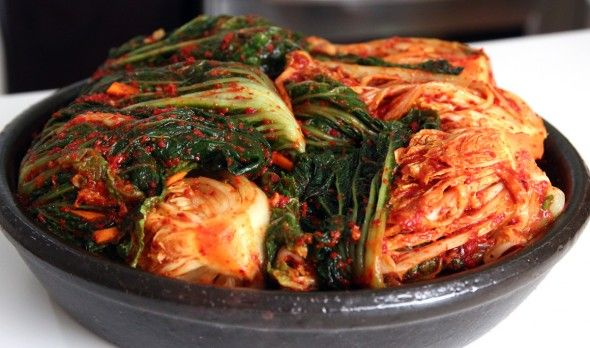 Kimchi Recipe  I used this as a base of how my mom made it  It came    Korean Food Kimchi Recipe