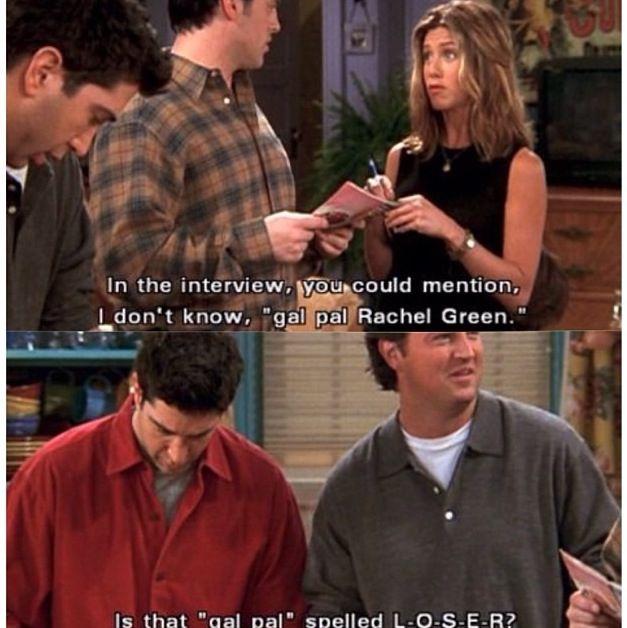 friends tv show funny quotes friends pinterest