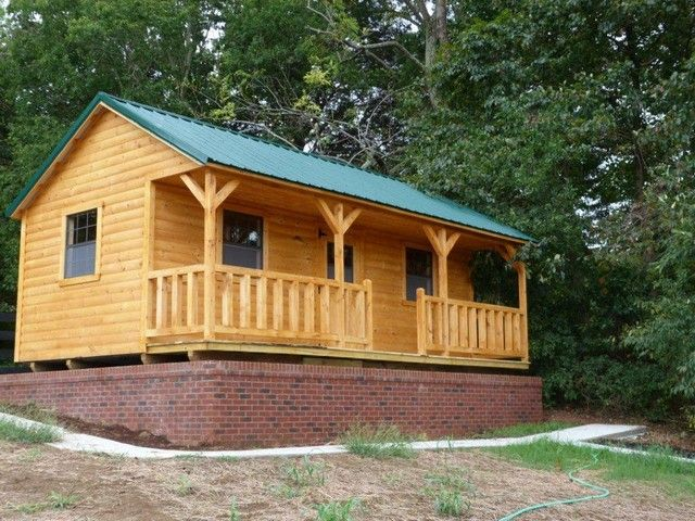 Pin By Randy Vann On Playhouse Camping Cabin Sheds Pinterest