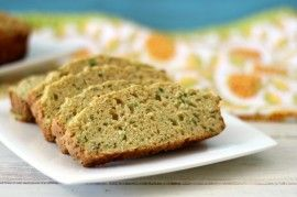 Heart Healthy Low-Fat Chocolate Chip Zucchini Bread | Tasty Kitchen: A ...