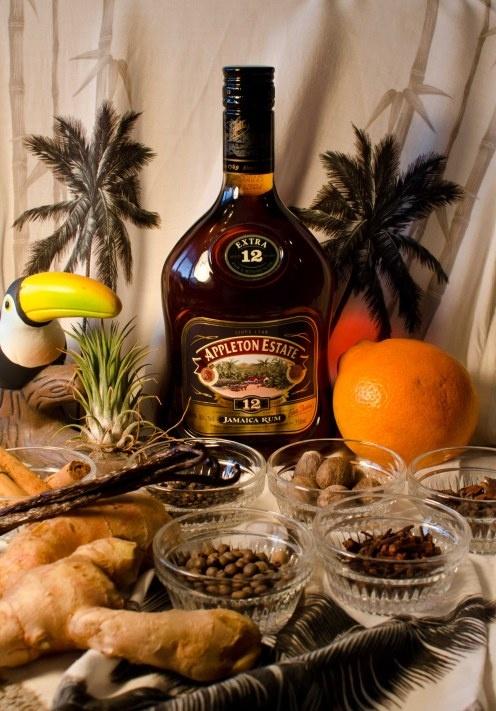... spiced rum. http://temperedspirits.com/2011/10/22/homemade-spiced-rum