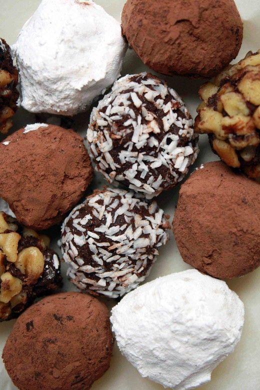 ... truffles and chocolate dipped pretzels dark chocolate toffee truffles