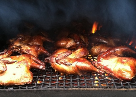 The Best Barbecue Chicken   Yumminess   Pinterest