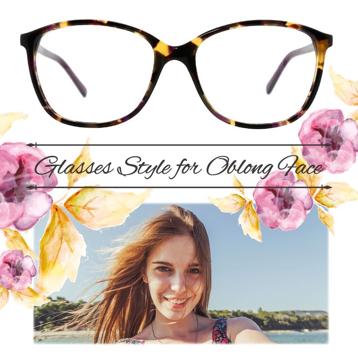 Face shapes, Womens sunglasses and Eyeglasses on Pinterest