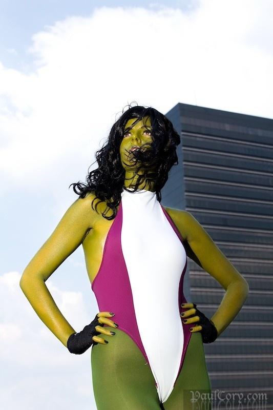 She Hulk | Cosplay | Pinterest