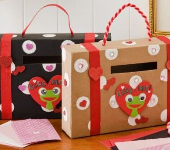 valentine boxes ideas