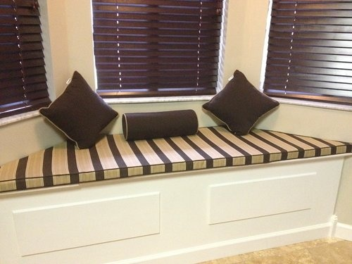 Custom Bay Window Cushion For The Home Pinterest