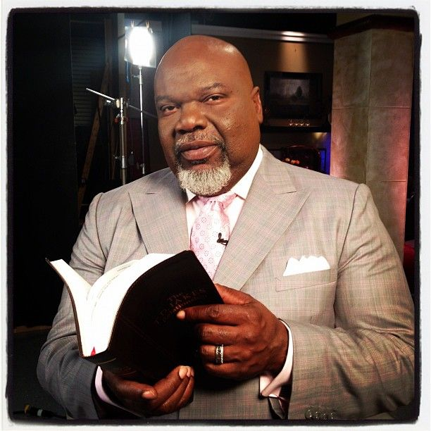 from Enzo is t d jakes gay