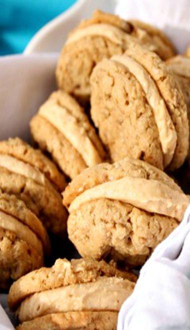 Homemade Nutter Butters | Sugar & Spice | Pinterest