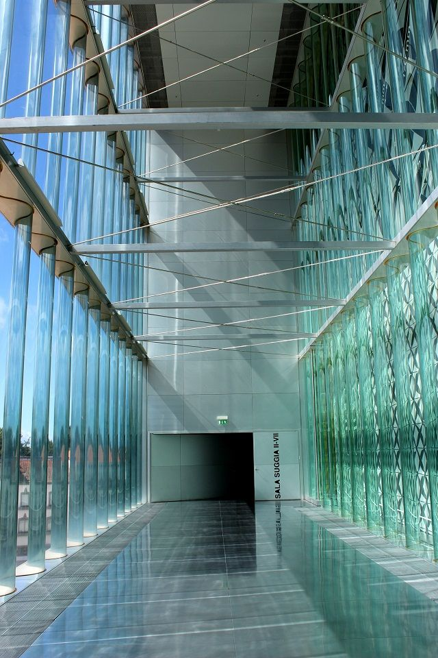 Casa da musica rem koolhaas beyond architecture pinterest for Da architecture