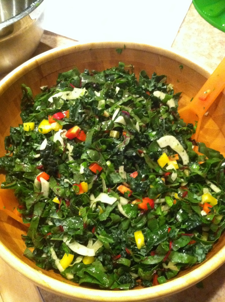 Yum - Emerald City Salad from PCC - with wild rice. find recipe at www ...