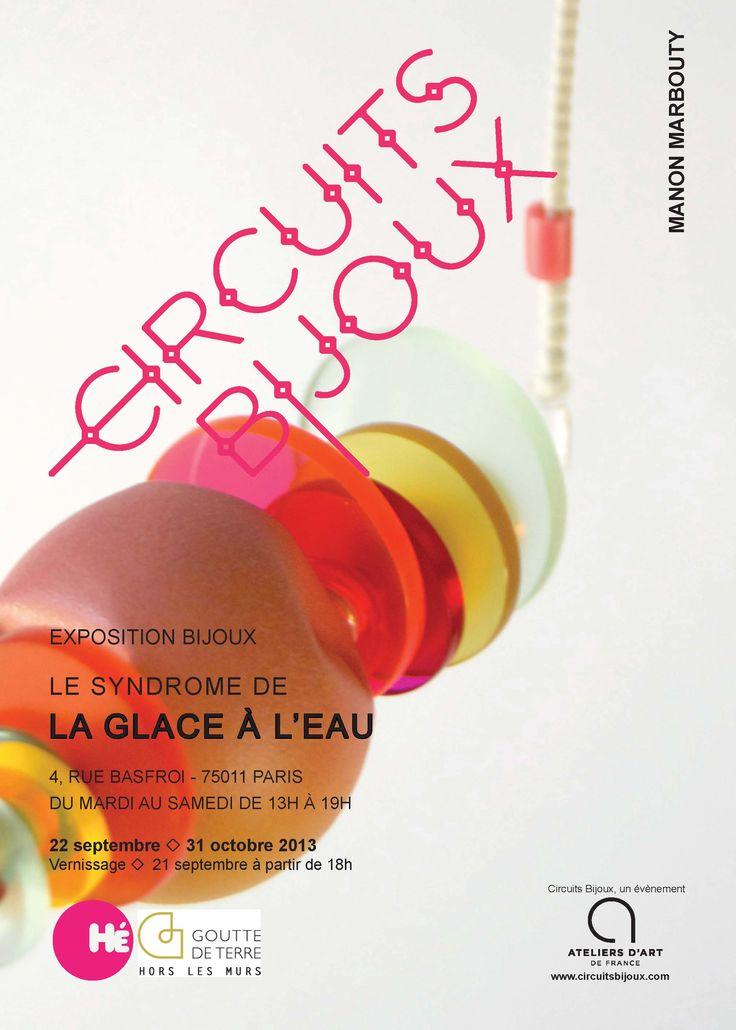 'le syndrome de la glace à l'eau' galerie Goutte de terre - Manon Marbouty