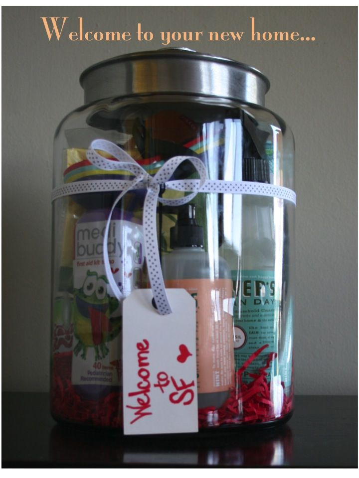 Welcome To Your New Home Diy Gifts Pinterest