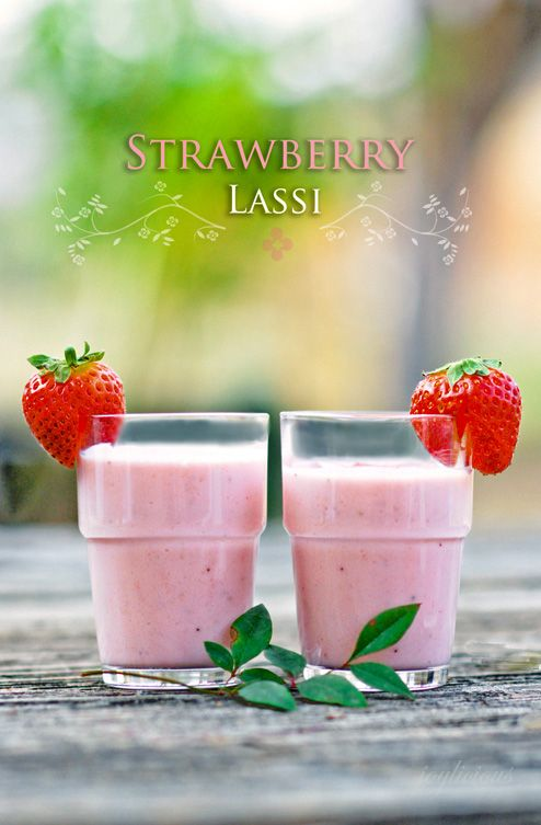 Does this look like the perfect summertime drink?  I must not think about it being healthy!  :)