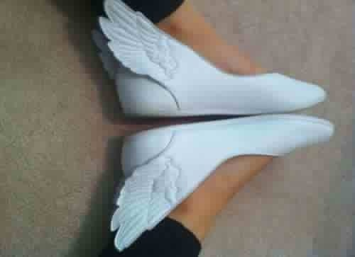 Angel shoes | Wear | Pinterest
