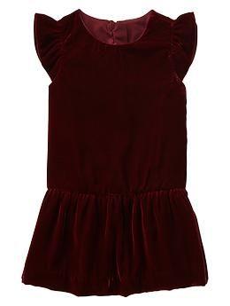 Velvet flutter dress gap a beautiful christmas dress
