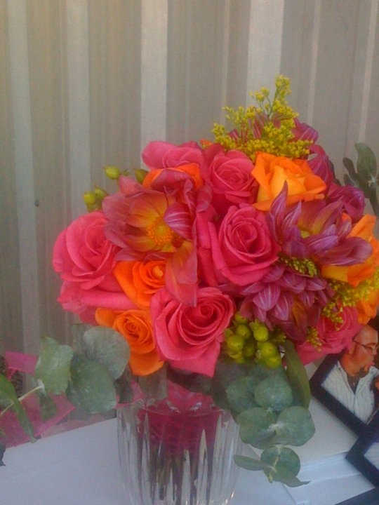 Flower Summer Bouquet By Forever Two Hearts Wedding Planner Dallas