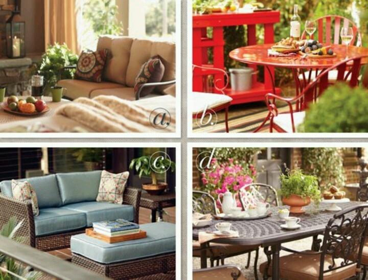 Summer Patio Ideas Patio Yard Garden Pinterest