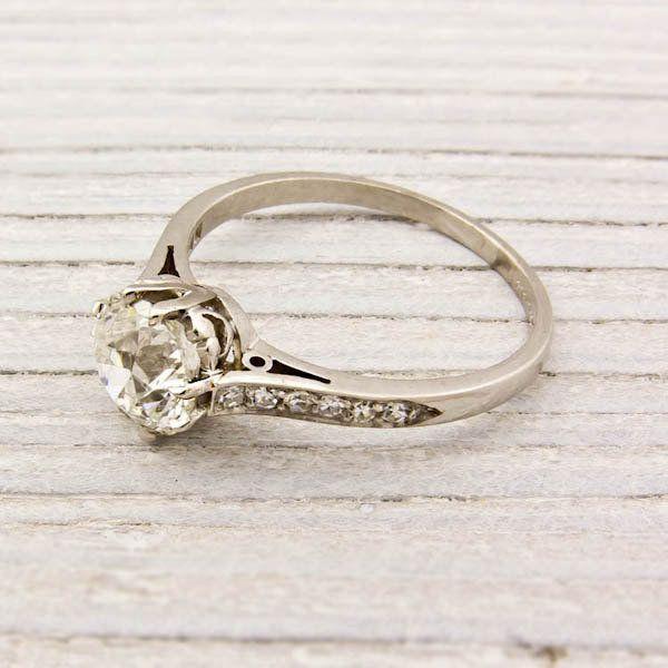 vintage tiffany co engagement rings 12 RINGS&Romance