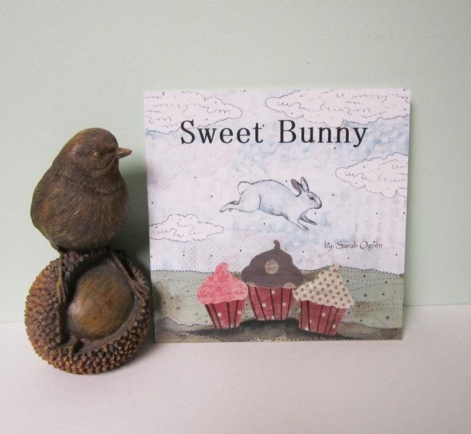Illustrated Cookbook  and Artist Book by Sarah Ogren