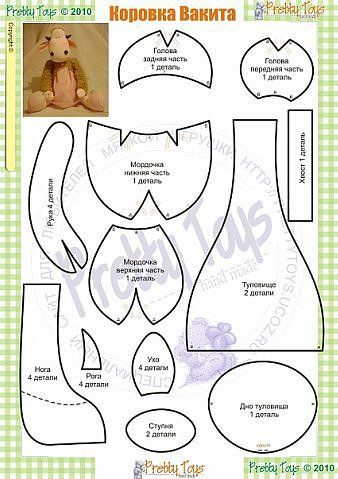 Flickr: The The Cottage Mama Sewing Patterns Pool