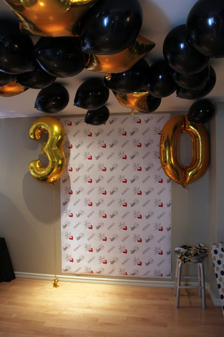 Photo Background Ghetto Fabulous 40th Birthday Ideas