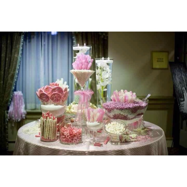 Candy Bar Wedding Ideas Pinterest