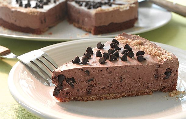 Frozen Chocolate Mud Pie > Recipes > Food & Cooking > Right@Home®