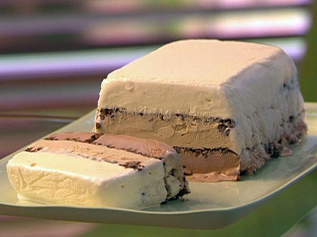 Mocha Ice Cream Terrine | Recipe