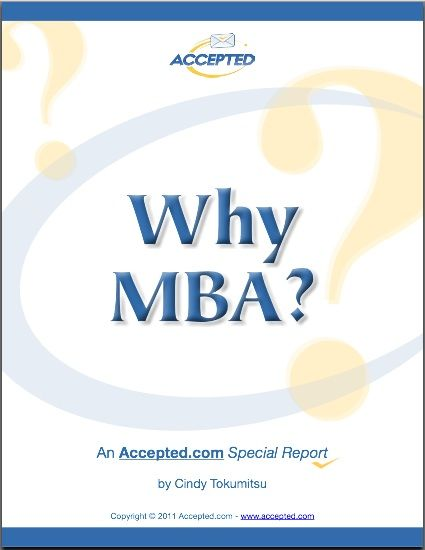 why an mba now essay