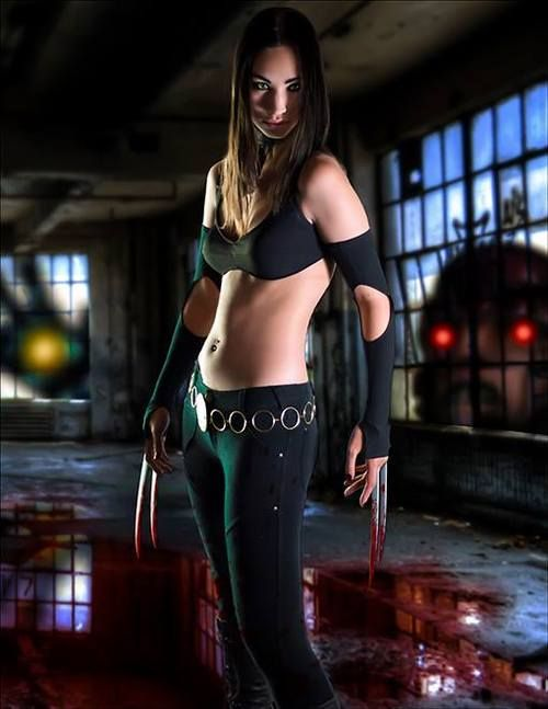 23 cosplay | Ge... X 23 Cosplay