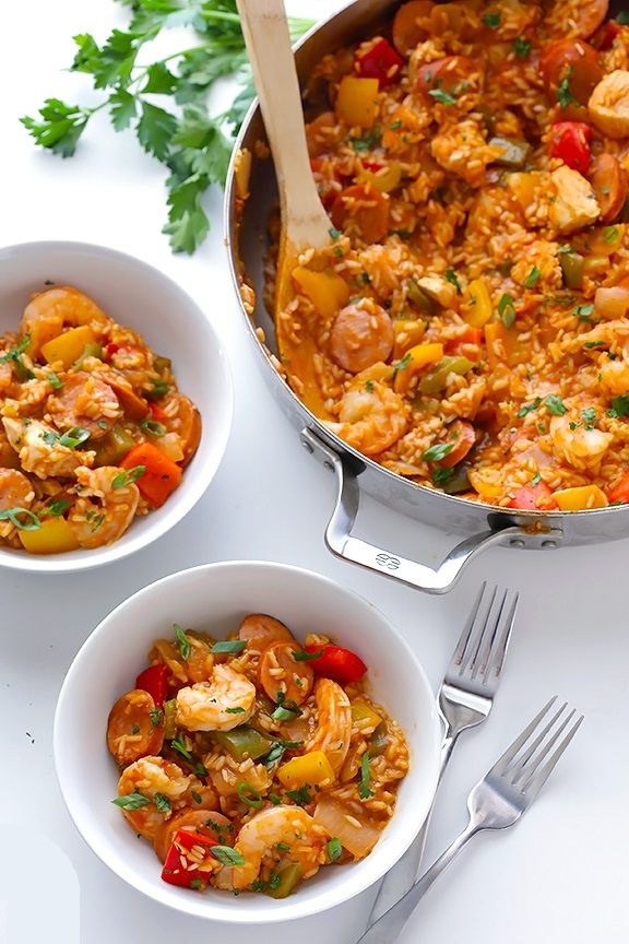 Jambalaya | What's for Dinner | Pinterest