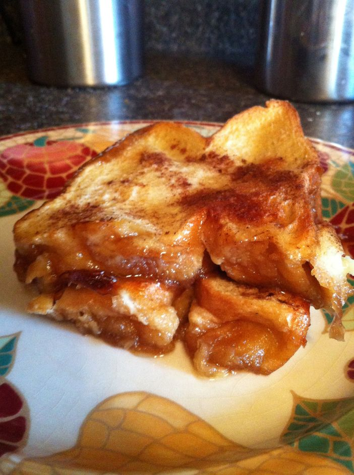 Baked French toast. I am going to do this today!