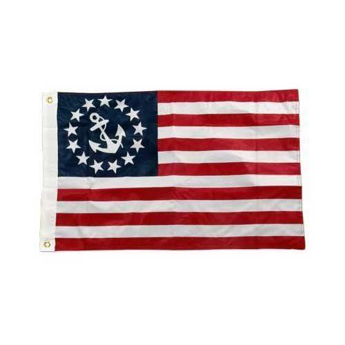 5 sided flag