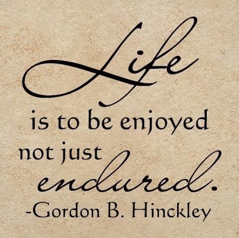 Gordon B Hinckley Quotes About Love : lds prophet quotes - Google Search quotes Pinterest