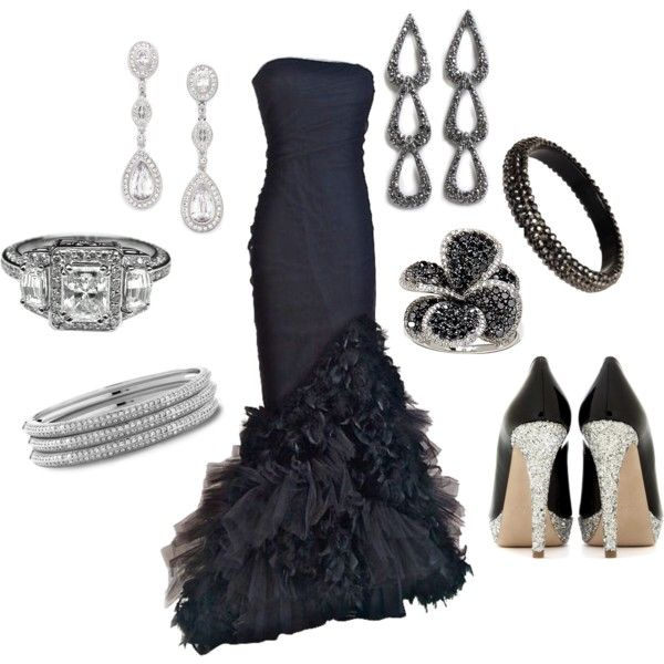 black tie affair closet