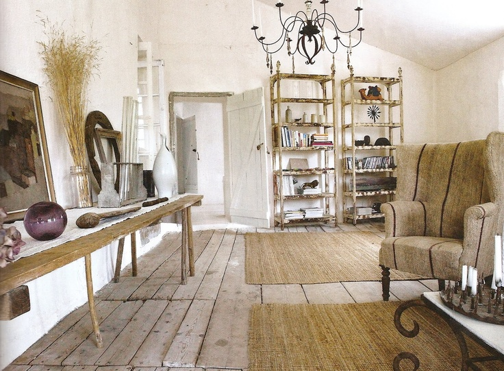 Cote de sud beautiful rooms and beautiful stuff to fill for Maison decour